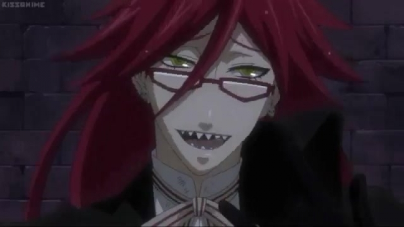 Why hasnt Grell been edited with this audio yet- Oh well, I did it for the rest of you