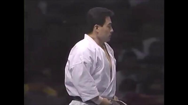 Шокей Мацуи Показательное выступление на 5ом Абсолютном ЧМ