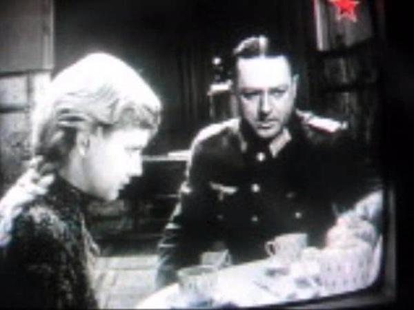 Полковник Берг из Абвера