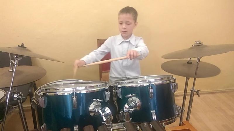 Святослав барабанщик