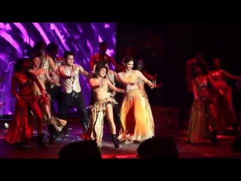 HNY Happy New Year SRK .Deepika..Abhishek Irani ..Vivan .Sonu Sood ..Yo Yo Honey Slam Tour USA 2014