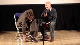 Winter Shuffle 2013 'The Man Who Fell to Earth' Q&ampA with Jarvis Cocker and Nicolas Roeg