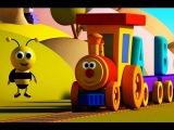 Ben, The Train - Ben And Bumblebee Meet The Alphabets