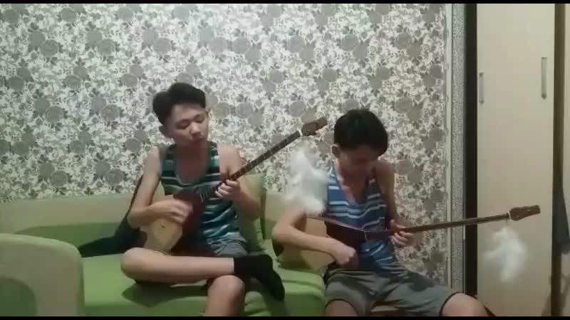 Құрманғазының күйі Сараңжап!!