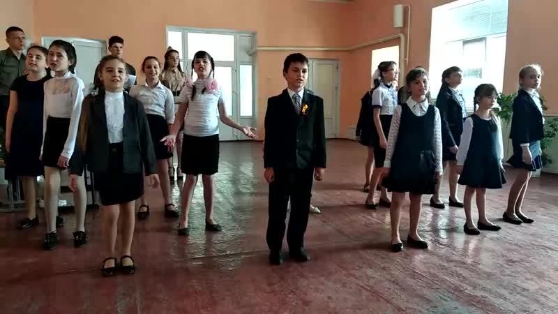 Выступление коллектива Барвинок