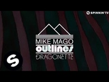 Mike Mago &amp Dragonette - Outlines (Official Lyric Video) OUT NOW