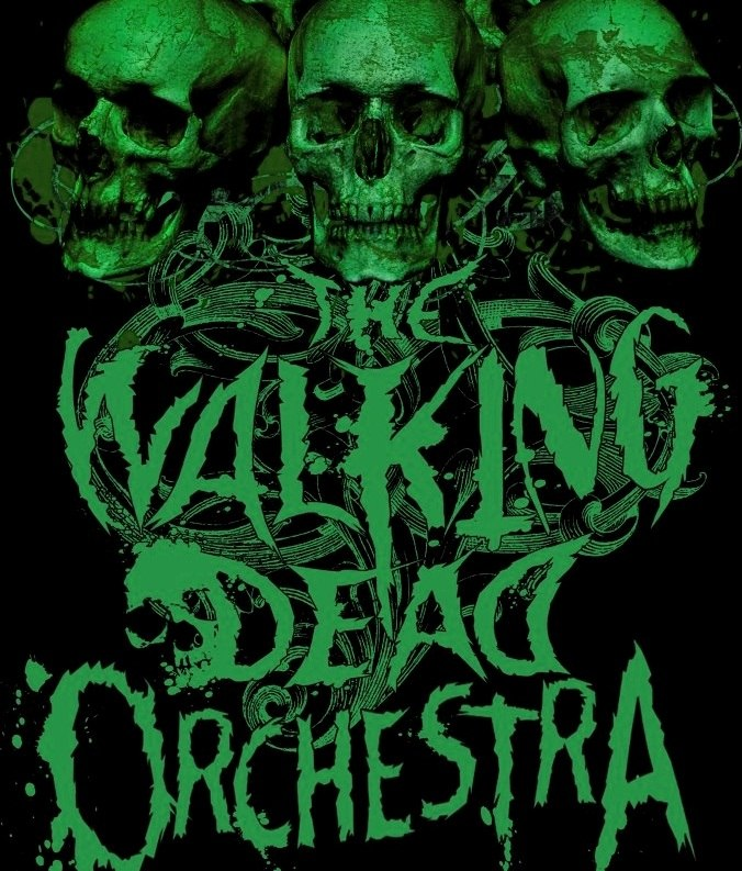 The Walking Dead Orchestra - Opressive Procession [EP] (2012)