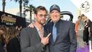 Актёры Марвел поздравляют Кевина Файги с премией Британия