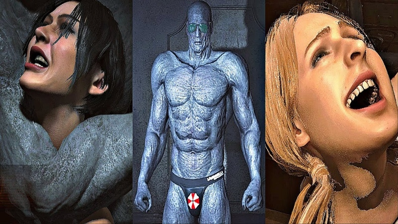 Resident Evil 2 - X Gon Give It To Ya (Beachboy Mr X Edition)