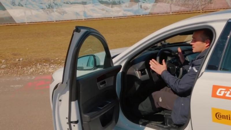 Урок 1 Правильная посадка за рулем