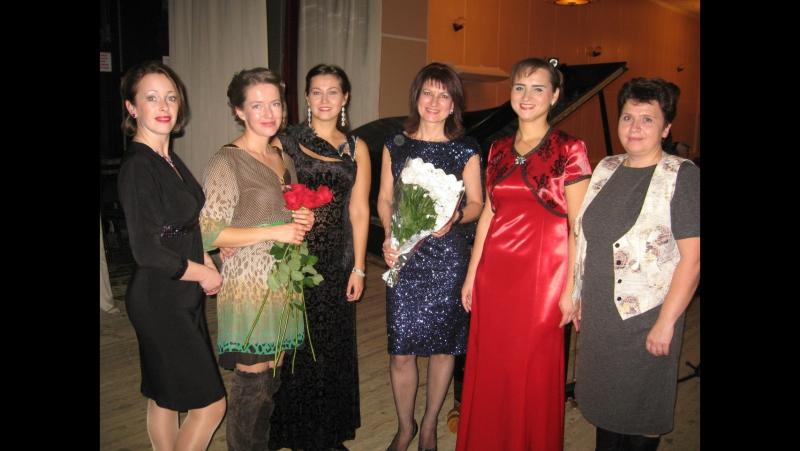 Благотворительный концерт на восстановление Леонтьевского храма, г. Великий Устюг 2013г. 2 часть