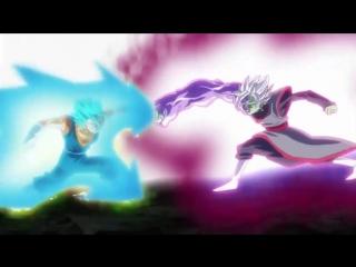 Гоку,Транкс и Веджета против Блека и Дзамаса AMV Dragon ball super