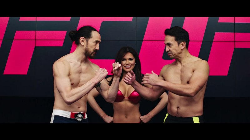 Steve Aoki Laidback Luke - It's Time (ft. Bruce Buffer) [Official Music Video]