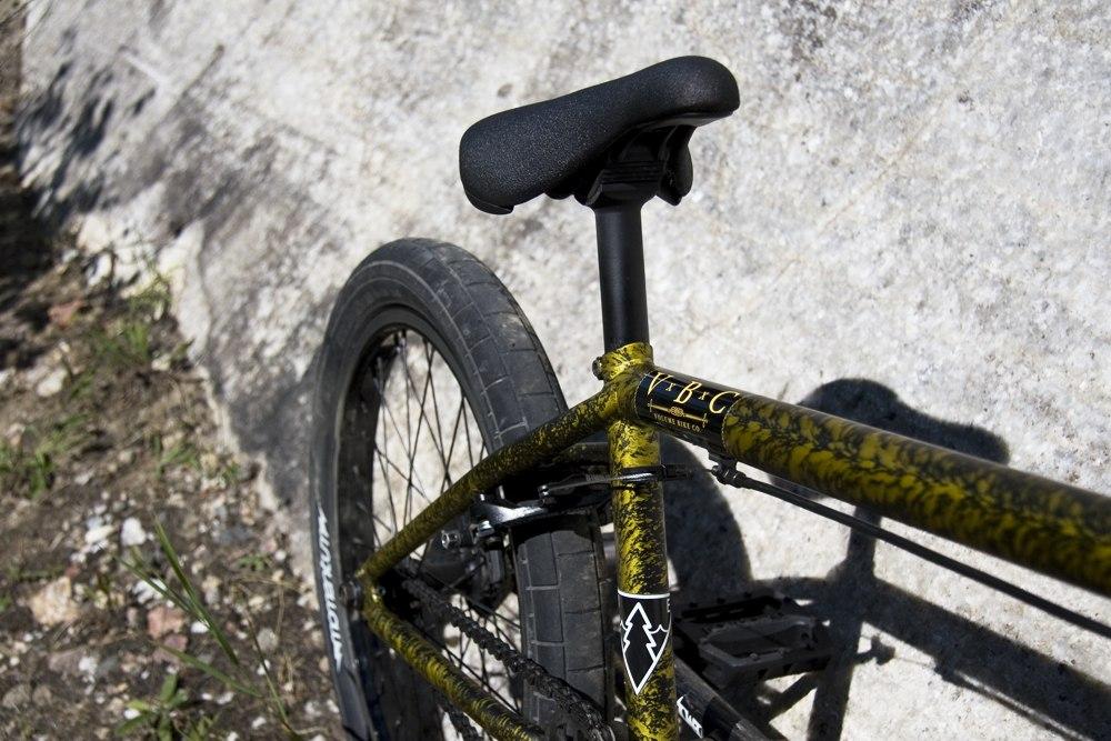 Chijioke Okafo bikecheck frame