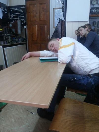 Данил Зинченко, 27 августа , Нижневартовск, id207779188