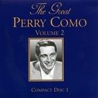 Perry Como альбом The Great Perry Como Volume Four