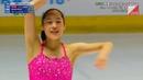 Tomoe Kawabata - 2018 Japanese Junior Nationals FS