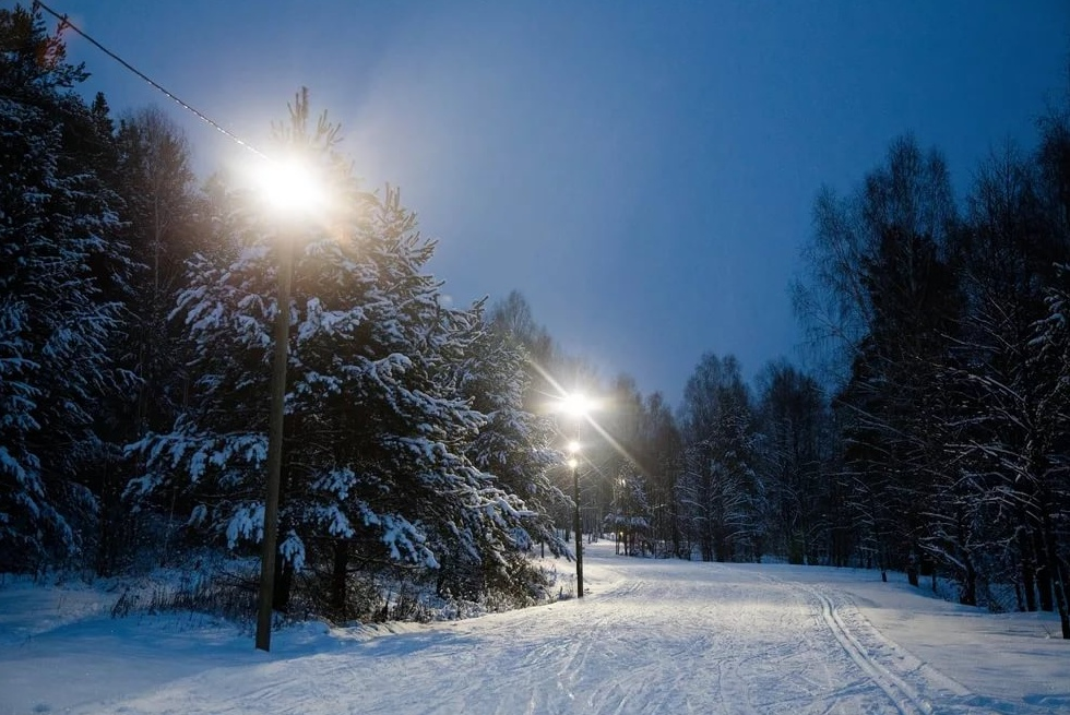Утвержден перечень лыжных маршрутов на территории г. Дубны