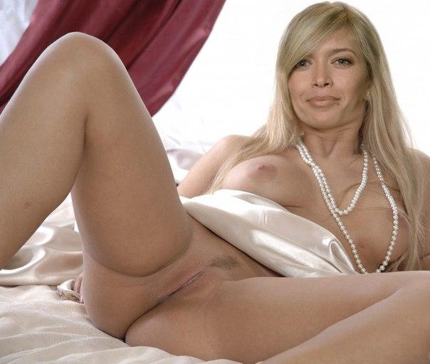 Порно фото с Верой Брежневой