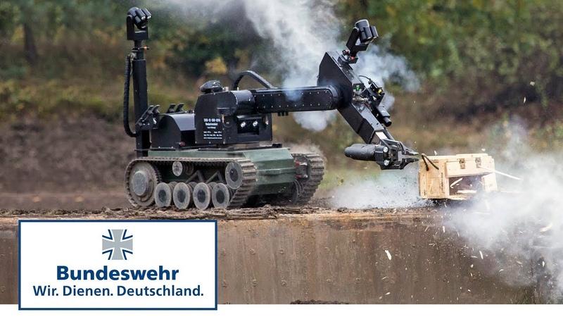 60 Sekunden Bundeswehr tEODor