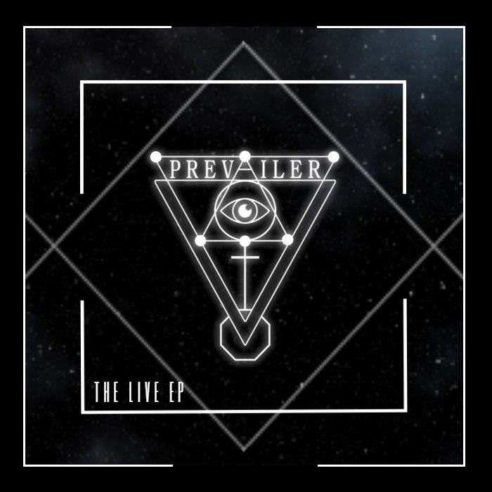 Prevailer - The Live [EP] (2015)