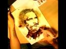 Joaquin Phoenix by @ania_spiny