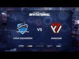 Vega Squadron vs AVANGAR, map 1 mirage, SL i-League Invitational Shanghai 2017 CIS Qualifier