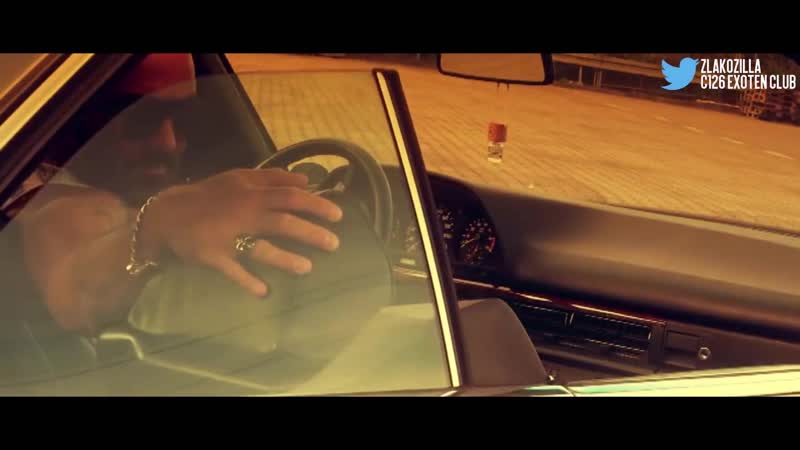 2Pac So Much Pain Izzamuzzic Remix Mercedes Benz 560 SEC C126 AMG Showtime