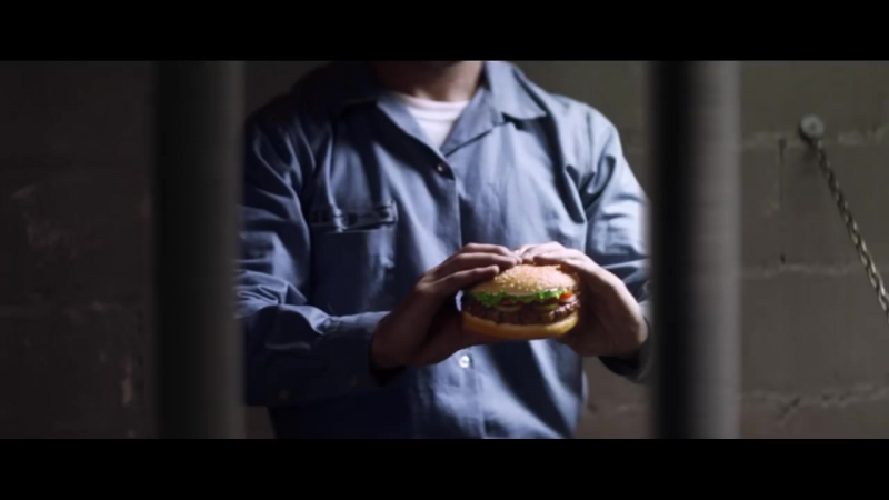 BURGER KING - THE LAST MEAL