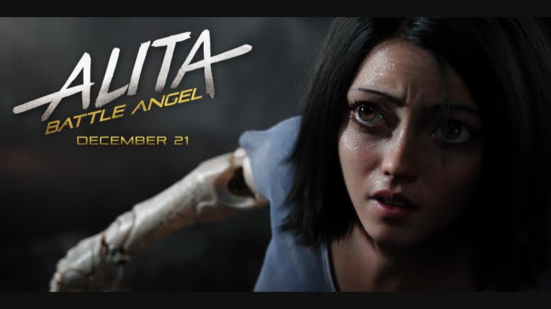 Алита: Боевой ангел (2019) - русский трейлер