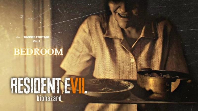 Resident Evil 7: Banned Footage Vol.1 ● Спальня (DLC)