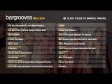 Bargrooves Ibiza 2014 (Album Sampler)