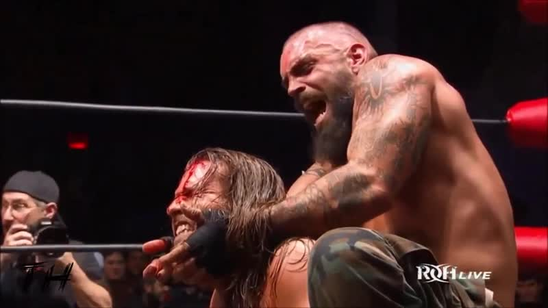 Jay Briscoe vs Adam Cole Highights HD Final Battle 2014