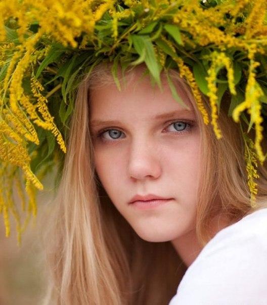 России самые красивые девушки