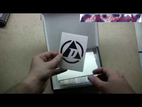 Киборгизация и биохакинг. RFID импланты. Распаковка посылки от DangerousThings.com