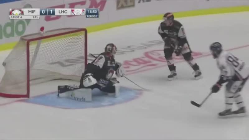 SHL - Malmö Redhawks - Linköping HC 2018-12-26
