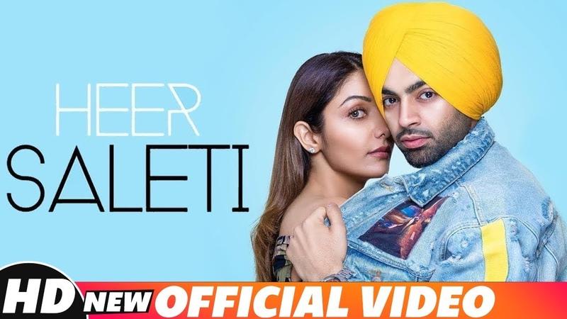 Jordan Sandhu| Heer Saleti (Official Video) | Bunty Bains | The Boss | Latest Punjabi Songs 2018