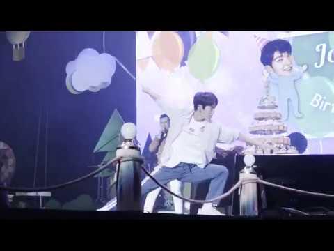 180407 FM 이준기 @JGshock cake cutting イジュンギ leejoongi 李准基