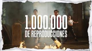 """MYA on Instagram: """"1.000.000 de views en YouTube!!! Muchisimas graciass por el apoyo de siempre!! Los queremos!! A bailar #Fuego en este jueves! • ..."""