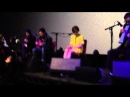 Damon Albarn (Electric Wave Bureau) perform at Picture House for the Broken UK premiere