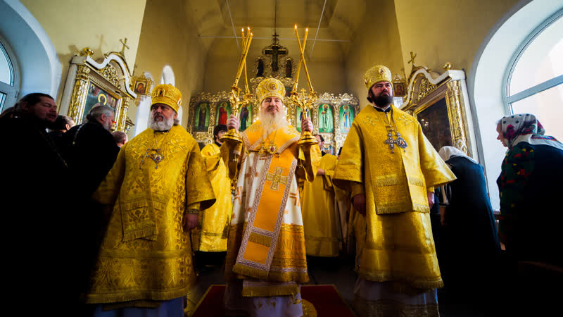 Торжества в Казанской духовной семинарии праздник Собора Казанских святых