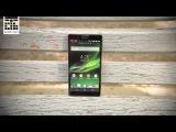Обзор Sony Xperia ZL