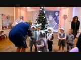 танец мальчиков-зайчиков!!!