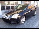 Cadillac BLS полный перекрас