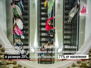 Метро Москвы. Что изменилось за последние 8-10 лет
