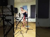 Rusa Fm Бруклин прямой эфир Музыкальный салун. Сара Окс. США