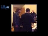 порошенко и новинский