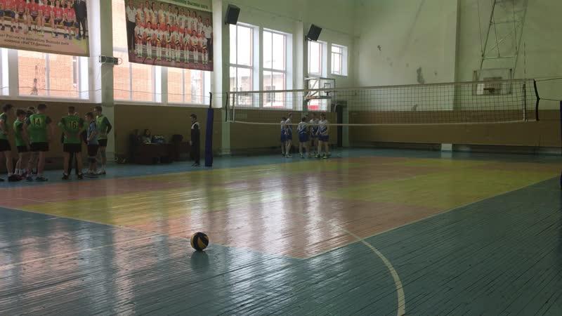 1 3 Созвездие Удмуртэнерго 0 3 Чемпионат УР по волейболу 2019 Первая лига