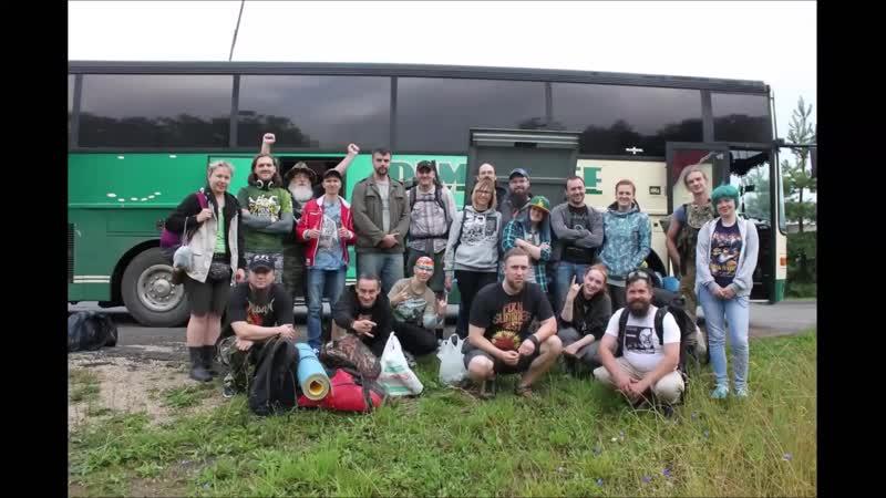 Последний в истории Folk Summer Fest 2018 - часть 3 (нарезка лучших моментовсалютSaltatio Mortis - Große Träume)