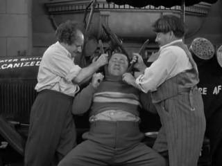 The Three Stooges - 048 - How High Is Up (1940) (Curly, Larry, Moe) [DaBaron] (16m35s)